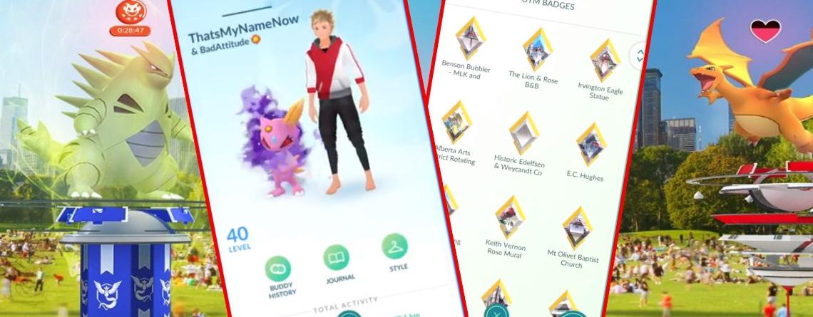Pokémon GO: 1. Trainer erreicht 1000 Gold-Arenen – Brauchte über 2 Jahre