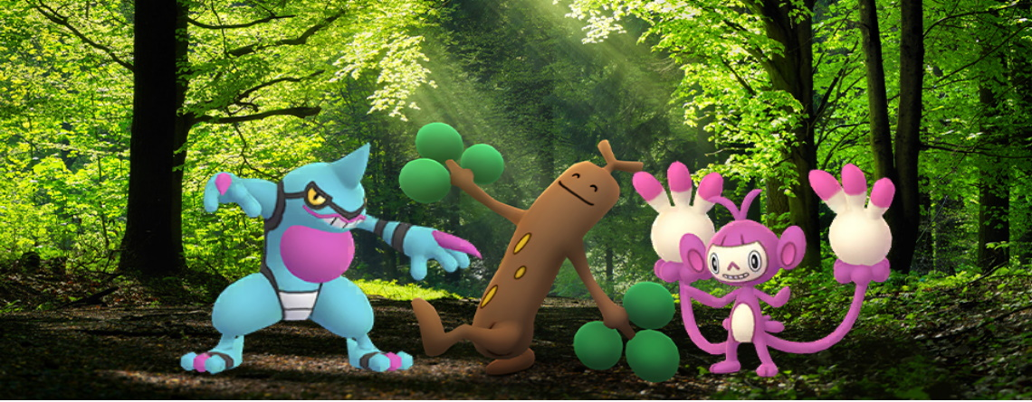 Pokémon GO bringt April-Scherz mit Flunschlik, neuem Shiny und Boni