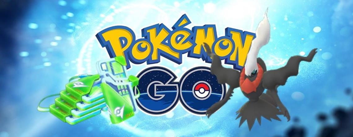 Pokémon GO: Darum ist Darkrai das perfekte Pokémon für die neuen Fern-Raids