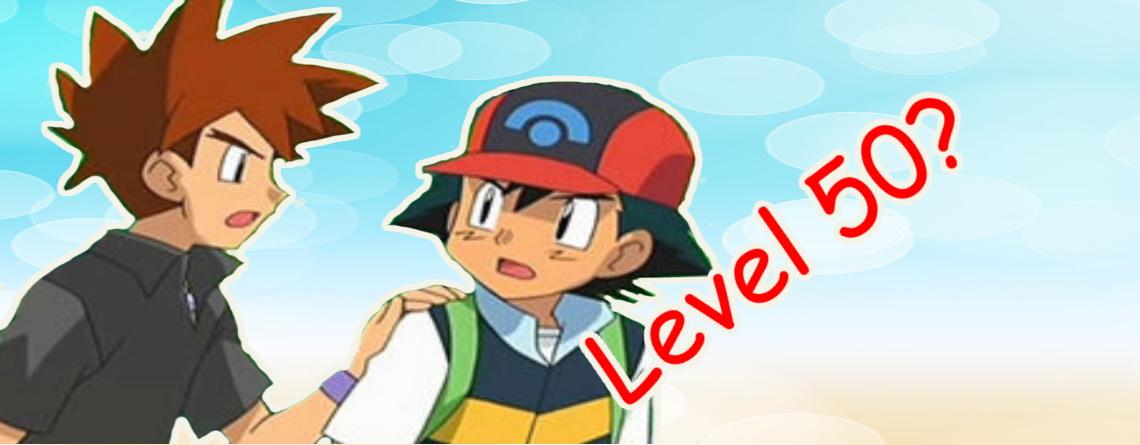Level 50 in Pokémon GO? Leak deutet Level-Erhöhung an