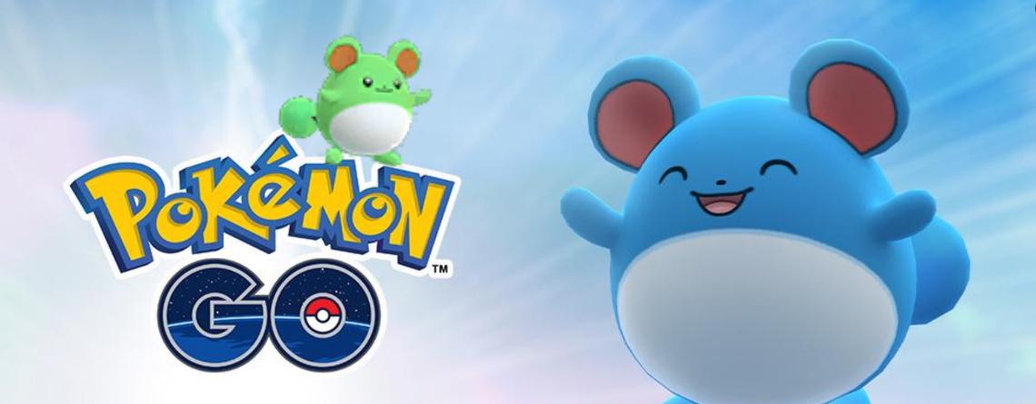 Pokémon GO wiederholt Marill-Kampftag schon dieses Wochenende – Alle Infos