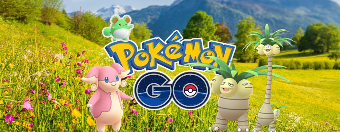 Pokemon Go Oster Event 2020