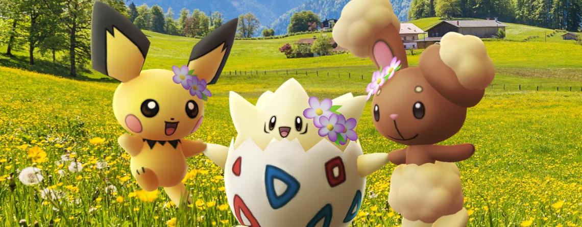 Pokémon GO: Das Osterevent schafft es, gleichzeitig cool und nervig zu sein