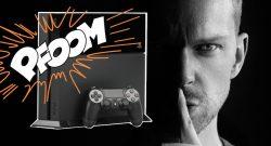 Titelbild PlayStation 4 zu laut