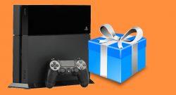 Titelbild PS4 Reparatur, User bekommt Geschenk von Sony