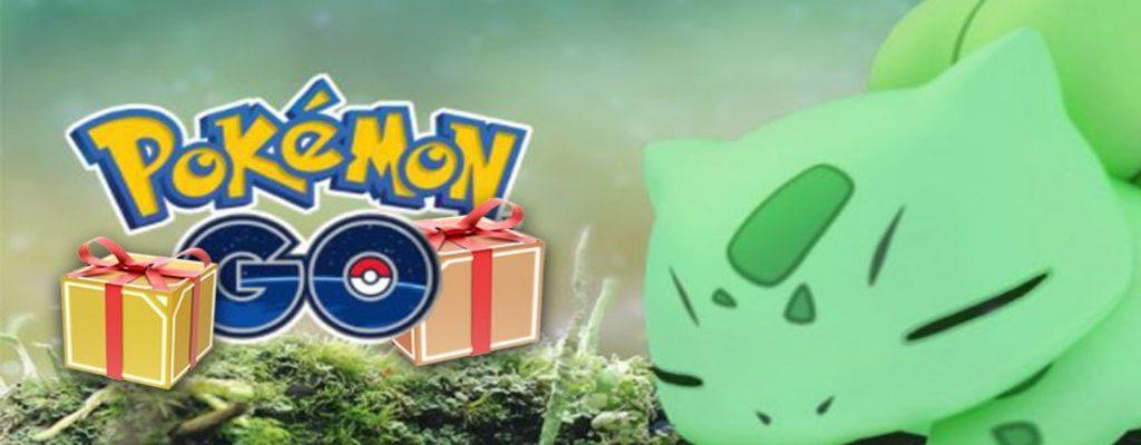 Pokemon GO Geschenke