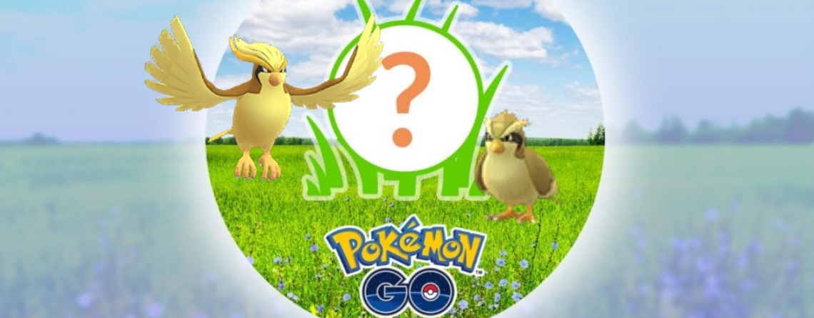 Neue Rampenlichtstunde in Pokémon GO bringt Taubsi und Home-Bonus