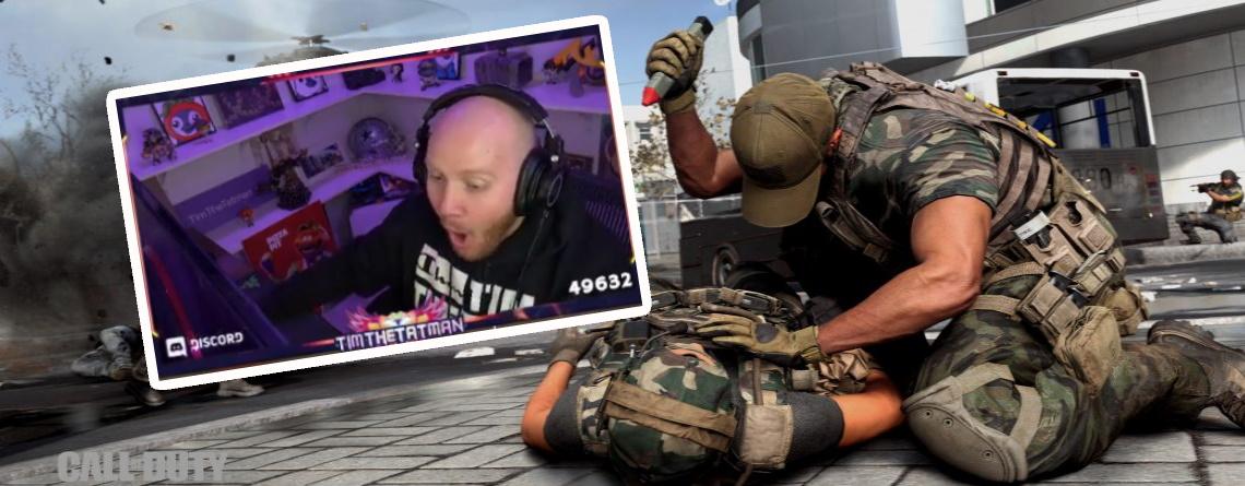 CoD Warzone: Twitch-Streamer freut sich, neue Super-Belohnung abzustauben – Zu früh