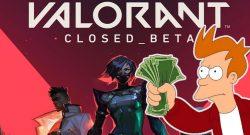 Vorsicht, wer sich bei Valorant unfair in die Beta drängeln will, wird gebannt