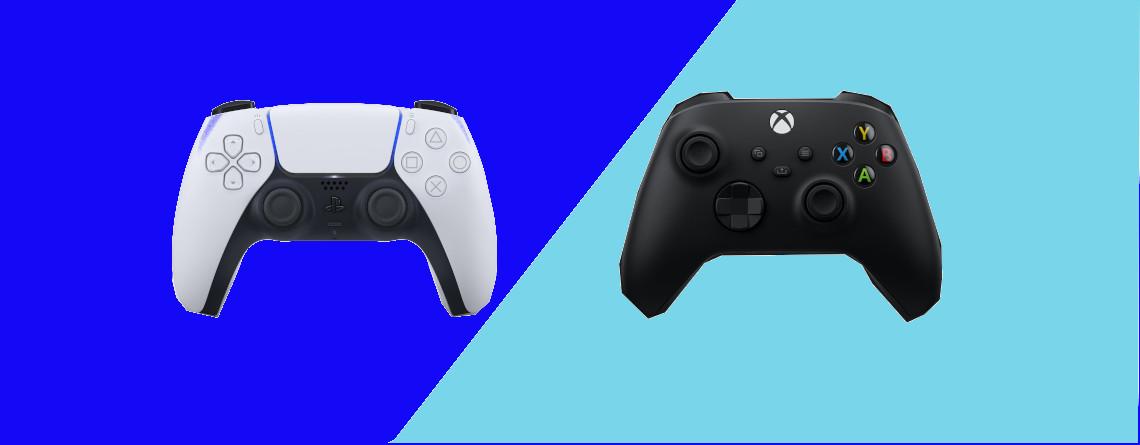 Duell zwischen Xbox und PS5 geht weiter – Was taugen die Controller?