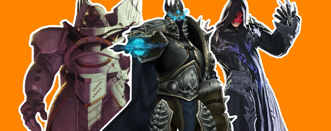 Welcher legendäre MMO-Bösewicht bist du? Mach mit bei unserem Quiz