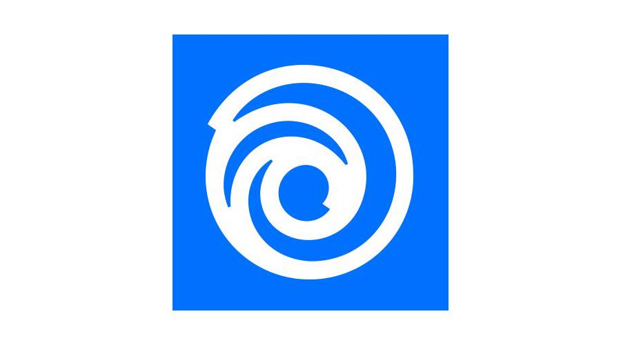 Uplay Logo zentriert