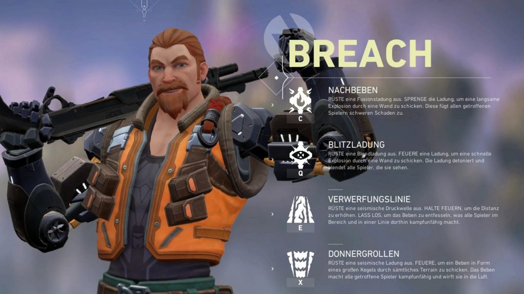 Valorant Breach