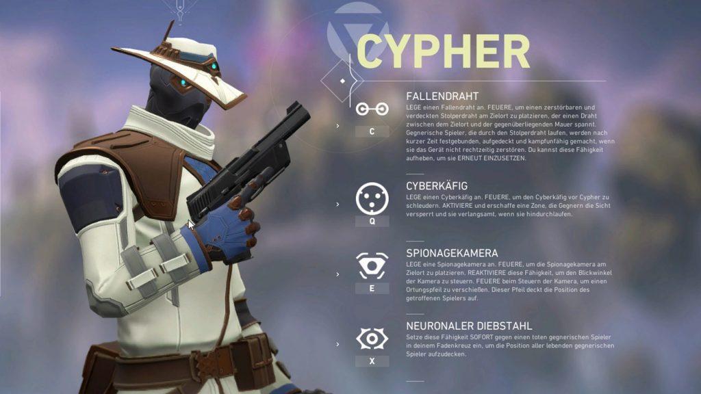 Valorant-Cypher