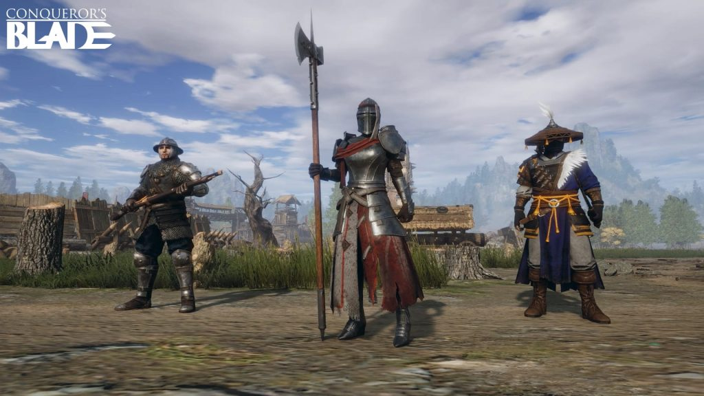 Waffen Conquerors Blade