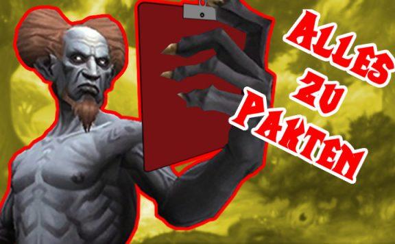 WoW Shadowlands Pakte Titel 2