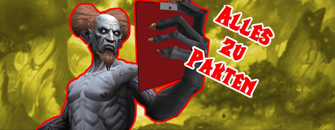 Pakte in WoW Shadowlands – Alles zum neuen Haupt-Feature im nächsten Addon