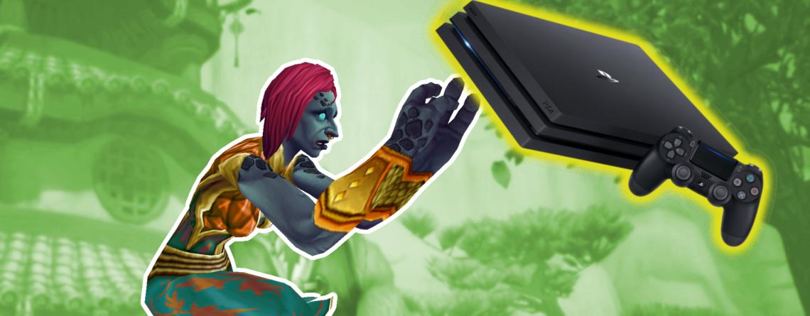 WoW zeigt neue Charakter-Erstellung – Spieler sehen mögliche Konsolen-Version