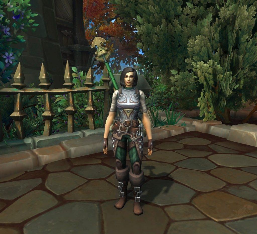 World of Warcraft Taelia Fordragon