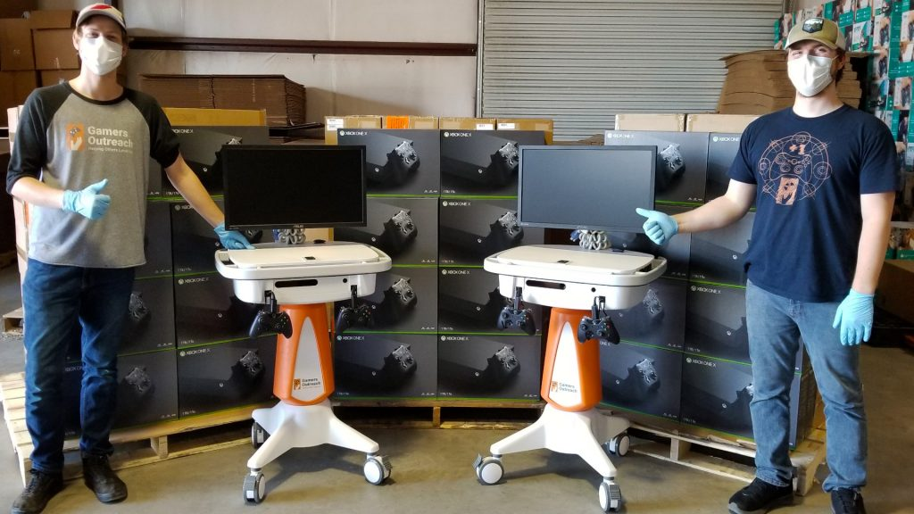 Xbox One Spende an Charity