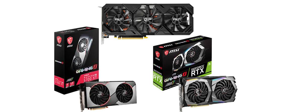 Alternate Gaming-Angebote: Grafikkarten von AMD & Nvidia günstiger