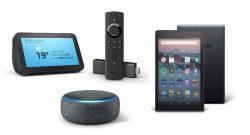 Fire TV Stick 4K, Echo und weitere Amazon-Geräte aktuell vergünstigt