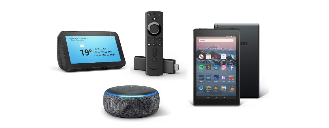 Fire TV Stick, Cube und weitere Amazon-Geräte aktuell vergünstigt