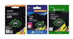 Amazon Angebot: 10% Rabatt auf FIFA 20 Points für PC, PS4 & Xbox