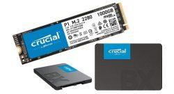 Amazon Angebote: Jetzt SSD günstiger kaufen & Gaming-PC aufrüsten