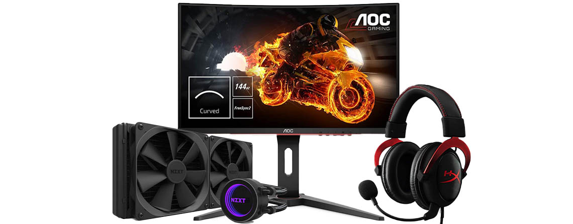 Amazon Angebote: AOC Gaming-Monitor & Switch Speicherkarte günstiger