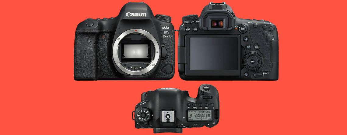Saturn 60 Minuten Deal: Canon EOS 6D Kamera zum Spitzenpreis