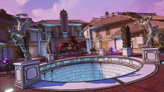 Borderlands 3 Villa