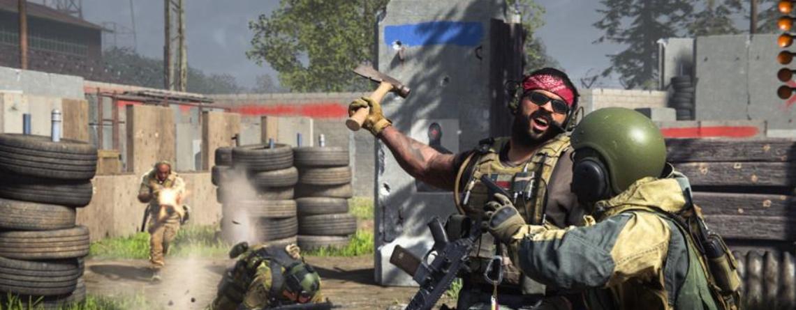 CoD Modern Warfare: Spieler begeistert Tausende mit Action wie in John Wick