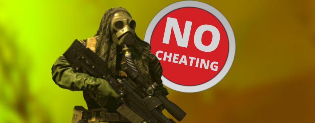 cod modern warfare warzone update cheater melden knopf titel