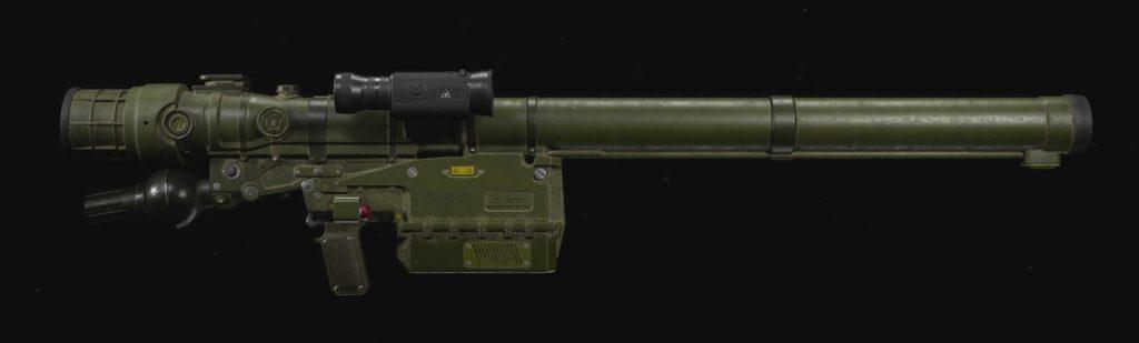 cod modern warfare warzone waffen raketenwerfer PILA