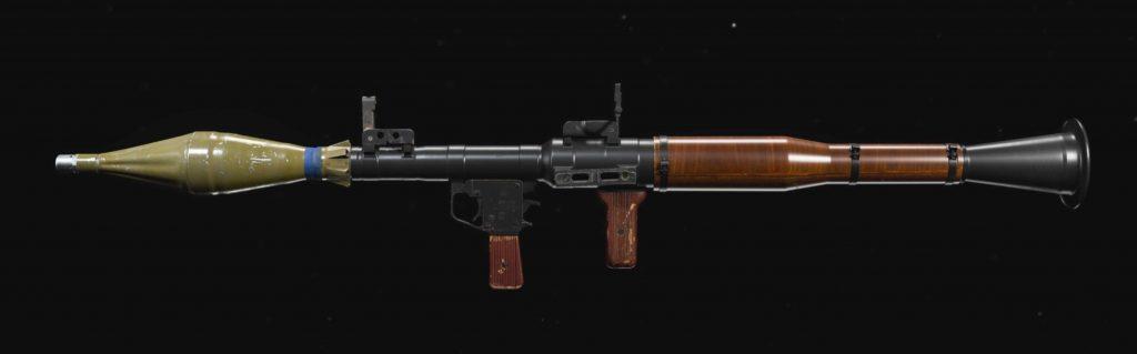 cod modern warfare warzone waffen raketenwerfer RPG