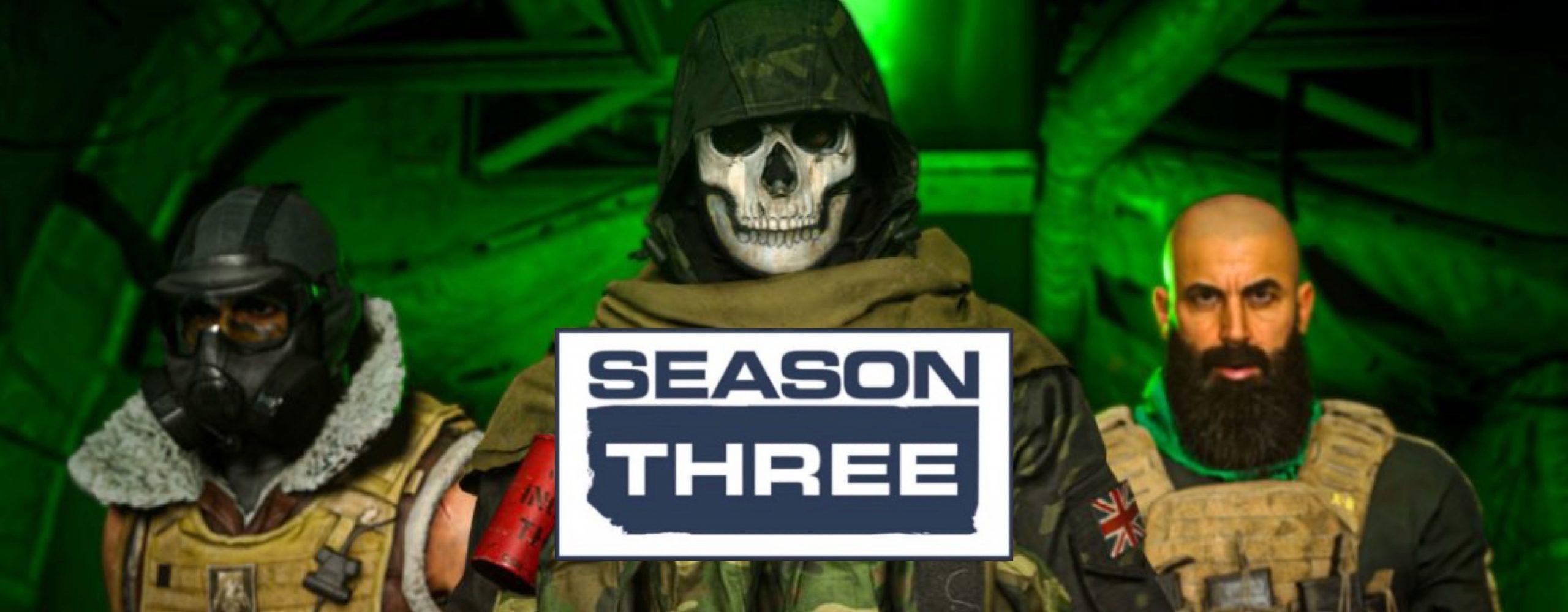 CoD MW: Activision-Mail verrät neue Details zur Season 3, lässt Spieler grübeln