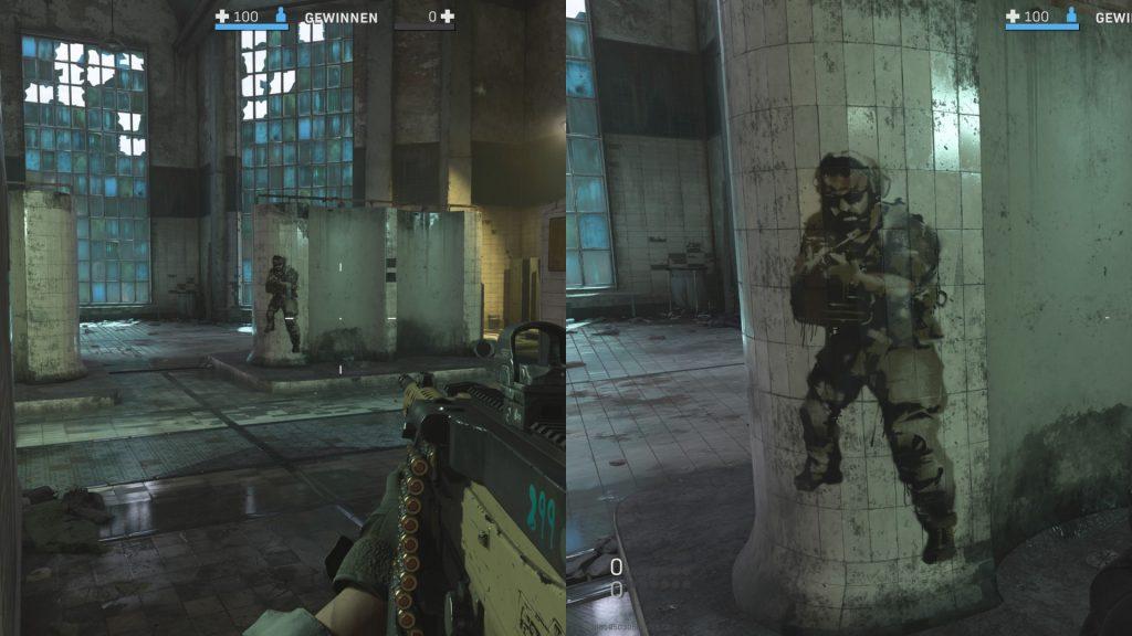 cod warzone gulag spray trick operator