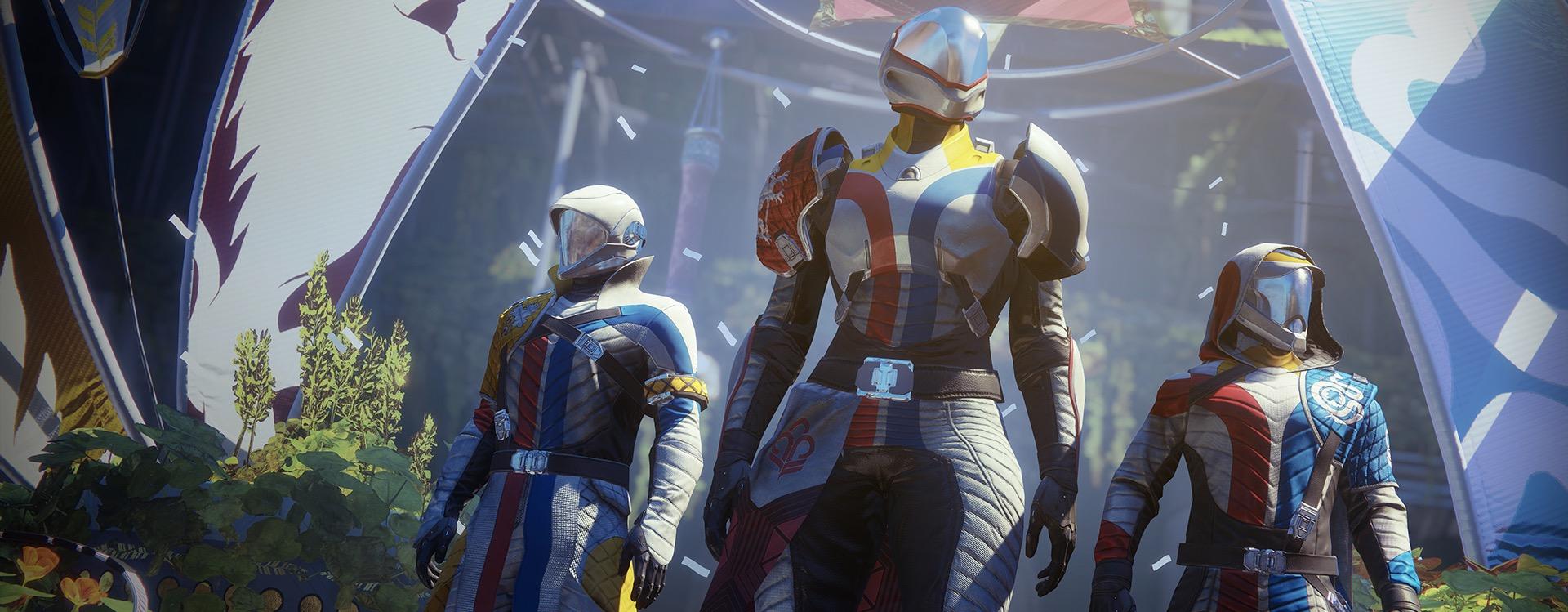 Destiny 2 stellt Hüter-Spiele vor – Das erwartet euch im neuen Frühlings-Event