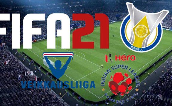 Fifa 21 Ligen Wünsche