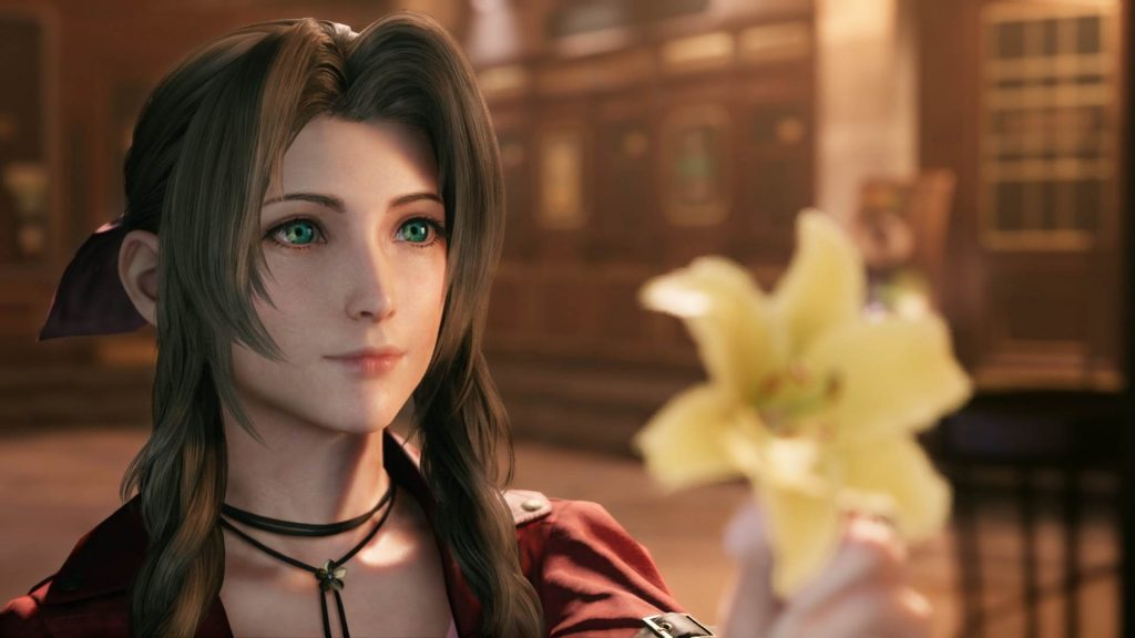 FFVII Reamke Aerith Gainsborough