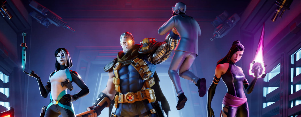 Fortnite: Deadpool bekommt Verstärkung – Neue Marvel-Skins sind da