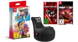 MediaMarkt Gönn-Dir-Dienstag: Nintendo Switch Spiele im Angebot