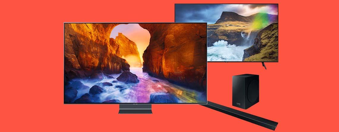 Samsung Superdeals: Jetzt 4K TV kaufen und Cashback sichern