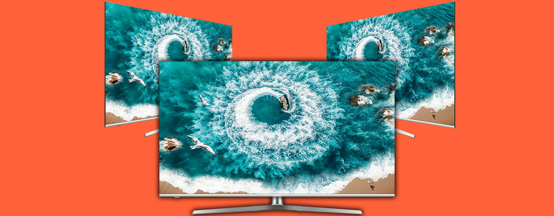 Saturn Angebot: Hisense 65 Zoll 4K TV zum absoluten Bestpreis