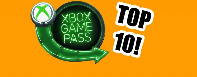 xbox game pass top 10 games umfrage header
