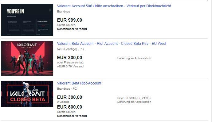 valorant-ebay