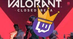 Valorant ist auf Twitch von Tag 1 an ein Rekord-Hit – Und dafür gibt's einen Grund