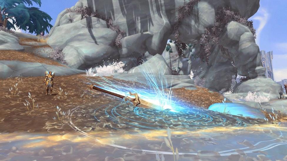 wow Shadowlands Pakt Fähigkeit Krieger Kyrianer