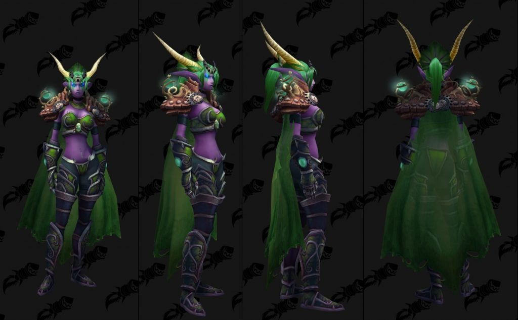 wow shadowlands ysera wowhead elfe